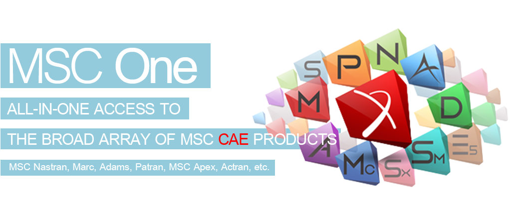 All-In-One access to the broad array of MSC products